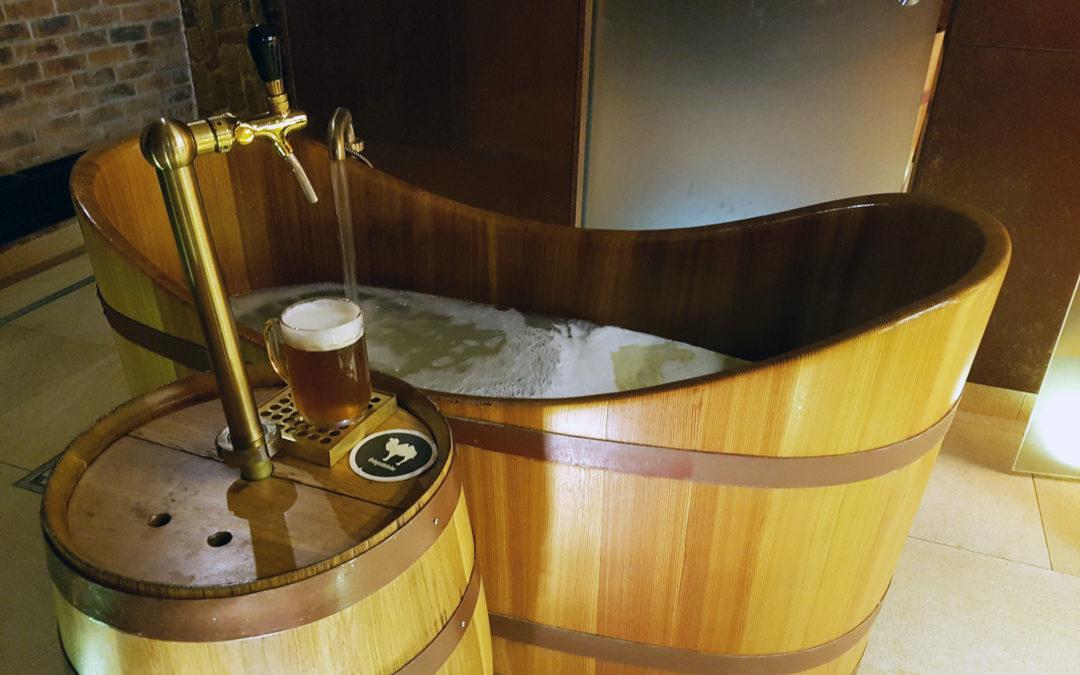 Guida completa ai beer bath della Repubblica Ceca