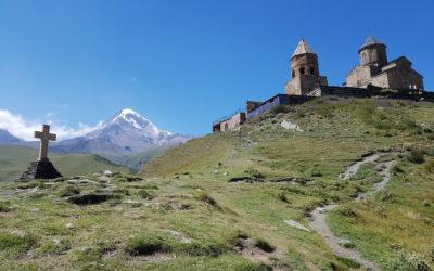 Visitare la chiesa della Trinità di Gergeti da Tibilisi
