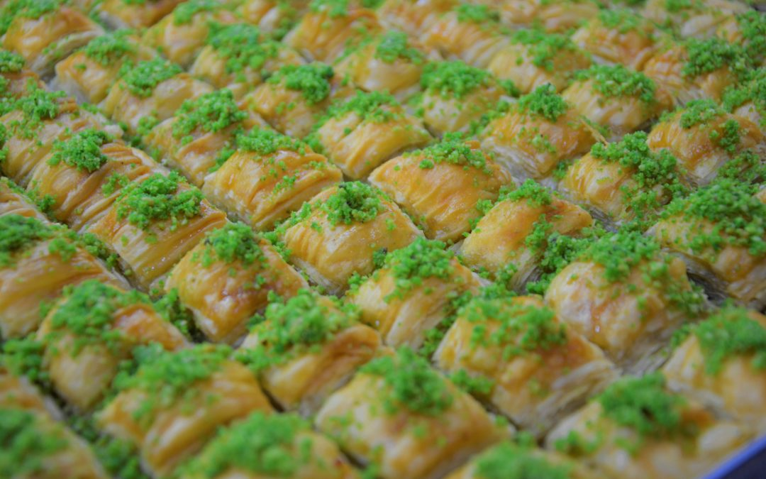 Cosa mangiare in Azerbaijan