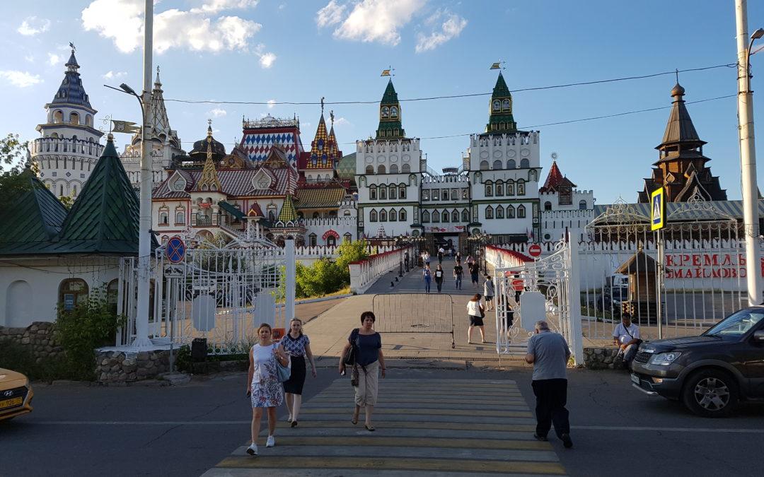 Il Cremlino di Izmajlovo: tradizione e trash russo