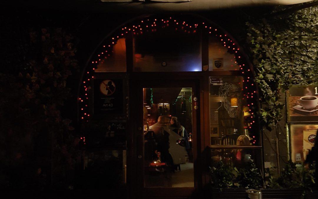 Del café Philo di Cracovia (e di quando pensavo di morire avvelenata)