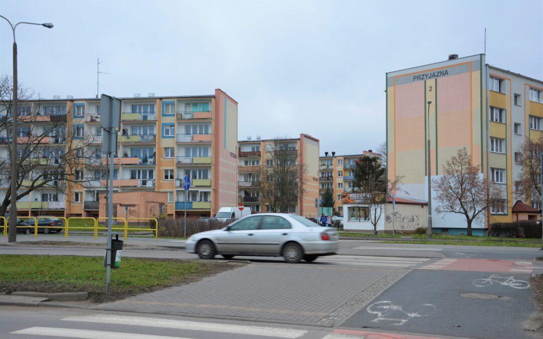 Una passeggiata nella mia periferia polacca